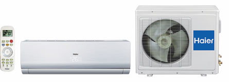 Haier ductless air systems