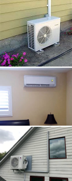 Ductless Mini-split Systems